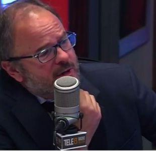 Presidente de la Sofofa por espionaje: No tiene sentido hacer presunciones ni hacer tesis