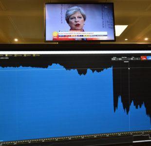 La libra se repliega tras pérdida de mayoría absoluta por los conversadores