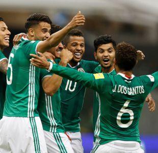 México golea a Honduras en la antesala de su participación en la Copa Confederaciones