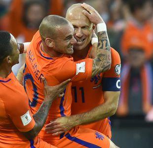 Nuevo técnico de Holanda debuta con aplastante triunfo ante Luxemburgo
