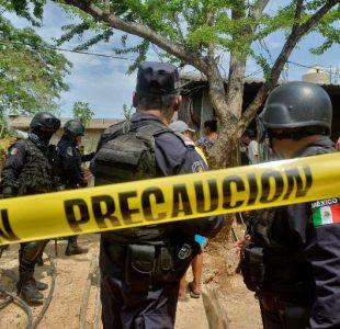 Asesinan 6 personas en casa cercana a balneario mexicano de Acapulco