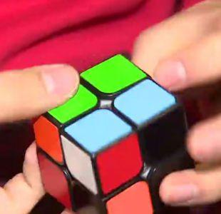[VIDEO] Campeonato de Cubo Rubik reúne a los mejores del mundo en Chile