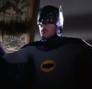 [VIDEO] Muere Adam West, el primer Batman