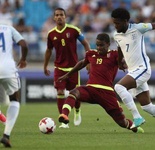 Inglaterra frena sueño de Venezuela que logra histórico subcampeonato en Mundial Sub 20