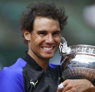 Nadal y su récord en Roland Garros: No sé si veré a alguien que lo supere