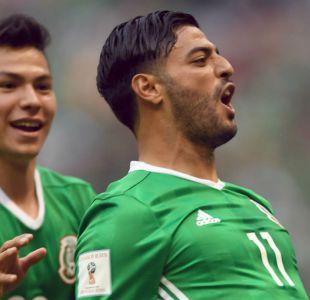 México empata ante Estados Unidos por las clasificatorias para Rusia 2018