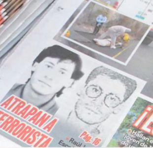Caso Guzmán: Fiscal de la Corte Suprema recomienda solicitar extradición de comandante Emilio