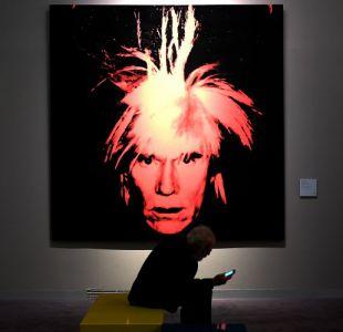 Pinturas de Da Vinci y Warhol se venderían por US$150 millones