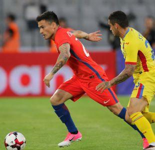 """""""La Roja"""" cae ante Rumania en su último examen previo a Copa Confederaciones"""