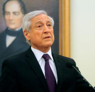 Heraldo Muñoz destaca voto en el extranjero como avance histórico del Gobierno
