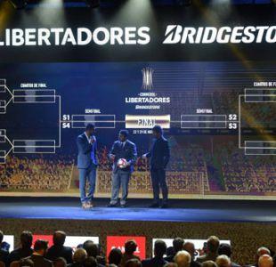Así quedaron definidos los octavos de final de la Copa Libertadores 2017