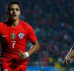 """[VIDEO] Alexis Sánchez y Eduardo Vargas a un gol de los """"Za-Sa"""""""