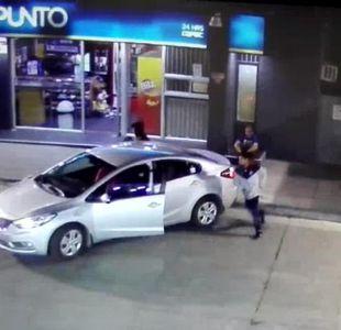 [VIDEO] Delincuentes asaltan con armas de fuego a 22 choferes de Uber