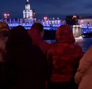 """[VIDEO] Copa Confederaciones: las """"noches blancas"""" de San Petersburgo"""