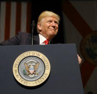 Trump felicita al primer ministro de Irak por victoria de Mosul