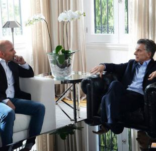 "Presidente Mauricio Macri recibe a Jorge Sampaoli tras triunfal gira de la ""Albiceleste"""