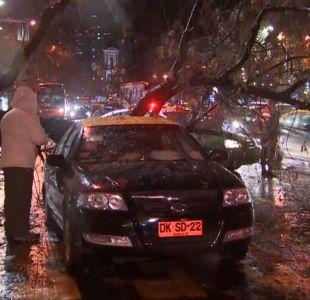 [VIDEO] Consecuencias del sistema frontal: más de 700 casas inundadas y un fallecido