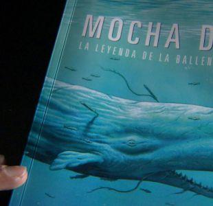 [VIDEO] Mocha Dick: La leyenda chilena de la ballena albina