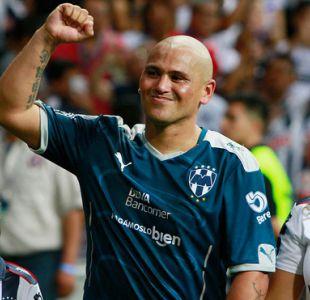 Humberto Suazo vuelve al profesionalismo y jugará por San Antonio Unido