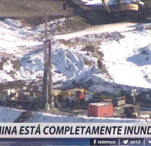 [VIDEO] Se agotan las esperanzas para los mineros de Chile Chico