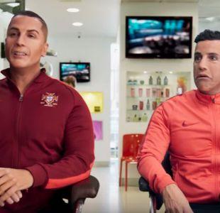 Kramer estrena vídeo imitando a Cristiano Ronaldo y Alexis Sánchez