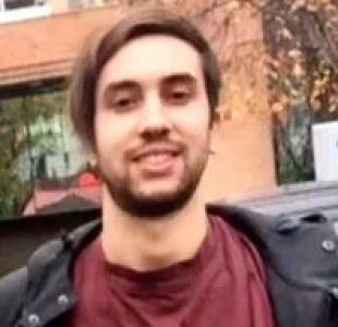 [VIDEO] Intensa búsqueda para encontrar a joven estudiante