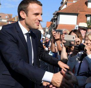 En marche!, la agrupación de Macron arrasó con los partidos tradicionales