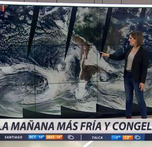 [VIDEO] El regreso de las precipitaciones: Revisa el informe del tiempo con Michelle Adam