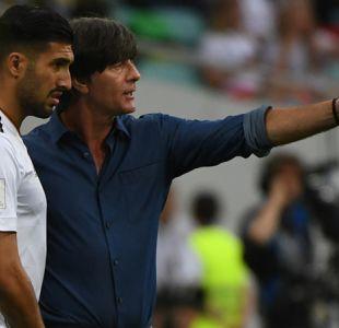 """Técnico de Alemania muestra respeto a Chile: """"Es uno de los mejores equipos del mundo"""""""