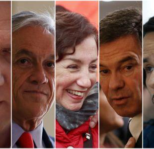 El círculo de hierro de los candidatos y la intensa agenda a dos semanas de las primarias
