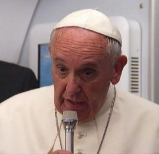 [VIDEO] Papa Francisco visita Chile a 30 años de la última visita de un pontífice
