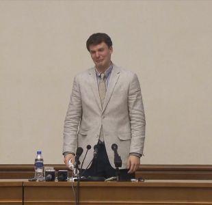 [VIDEO] La historia del joven que murió tras estar preso en Corea del Norte
