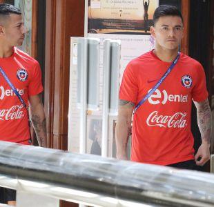 """[VIDEO] Así prepara """"La Roja"""" su segundo partido de la Copa Confederaciones"""