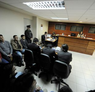 Bolivia recurrirá a tribunales internacionales por sentencia de los nueve detenidos