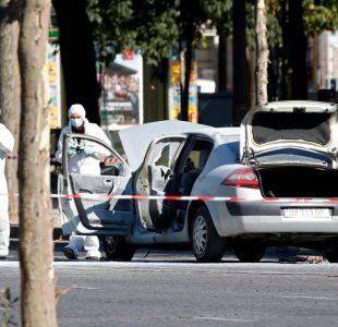 El asaltante de Campos Elíseos tenía licencia de armas pese a estar fichado
