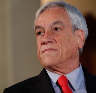Piñera rescata el concepto de centro social y sale a su caza