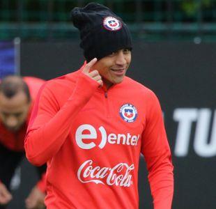 Alexis Sánchez asoma como titular y Bravo queda descartado para duelo con Alemania