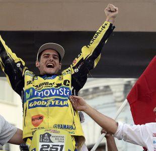 ¡Concursa junto a D13 Motos! Piloto Ignacio Casale te invita a ganar su histórica camiseta