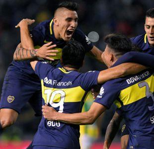 Boca Juniors campeón en Argentina sin jugar tras caída de su escolta Banfield