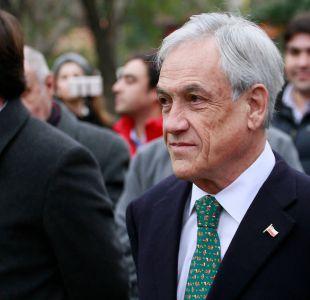 Piñera a Bachelet por críticas al gobierno: El programa de la NM fue malo desde el comienzo