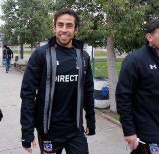 Jorge Valdivia será presentado este jueves en Colo Colo