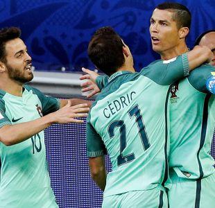 Con solitario gol de Cristiano Ronaldo Portugal vence a Rusia en Copa Confederaciones