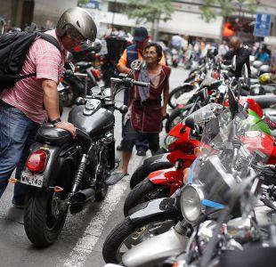 Nueva norma exigirá convertidor catalítico a motocicletas que se vendan en el país