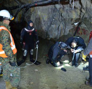 Chile Chico: detectan barro en cercanías del refugio donde estarían los mineros atrapados