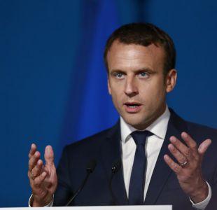 Macron rehace su gobierno tras la dimisión de cuatro ministros en tres días