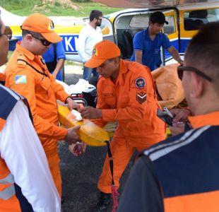 Piloto sobrevivió a un aterrizaje de emergencia en el Amazonas pero su rescate fue una tragedia