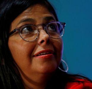 Maduro destituye a la canciller Delcy Rodríguez para que sea candidata a la Asamblea Constituyente