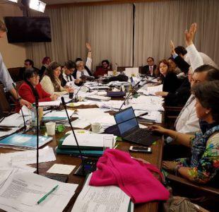 Comisión de Educación de la Cámara aprueba derogar el CAE en 2019 tras sesionar toda la noche