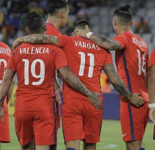 """Esta es la formación confirmada de """"La Roja"""" para su desafío ante Alemania"""
