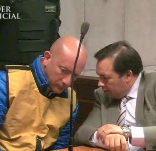 Tribunal mantiene en prisión preventiva a Rafael Garay por peligro de fuga